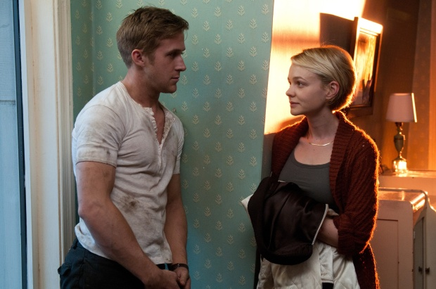 In this image released by Film District, Ryan Gosling, left, and Carey Mulligan are shown in a scene from